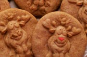 Holiday Reindeer Cookie Mold