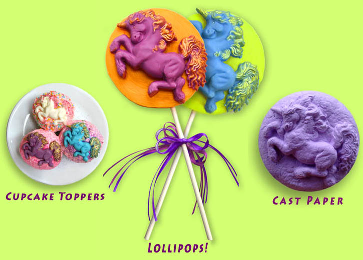 Unicorn Mold Crafts
